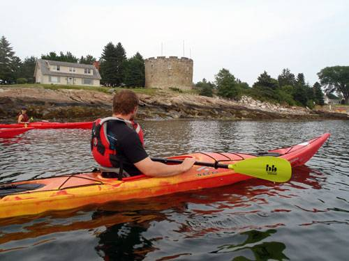 Sea Kayaking Half Day Trips – $69
