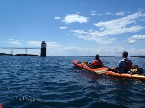 Sea Kayaking 4 Day Inn to Inn Trips – $1199
