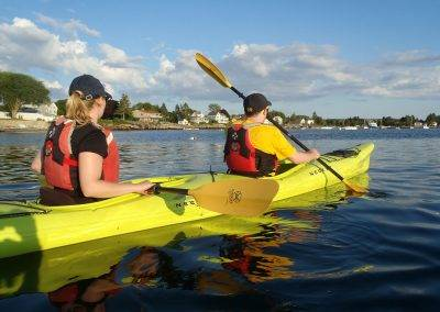 Kayak Rentals Midcoast Maine