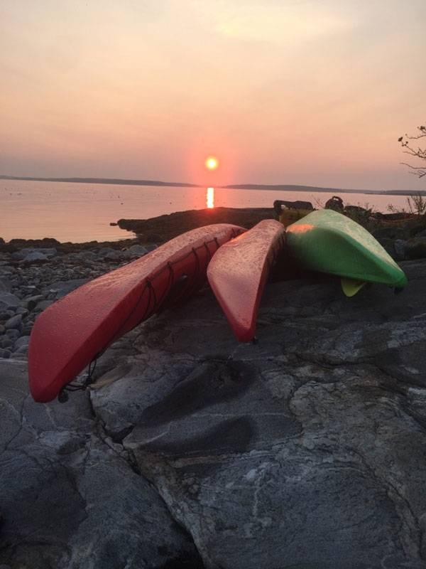 Sunset Kayaking Tours