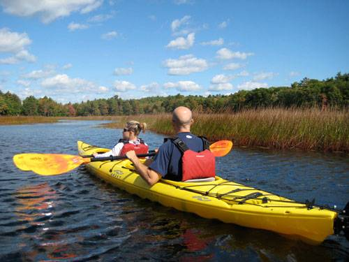 Lake Kayaking Full Day Trips