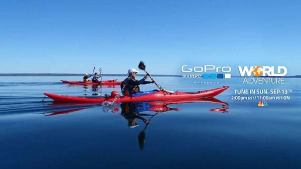 Downeast Kayak Expedition – Maine Kayak