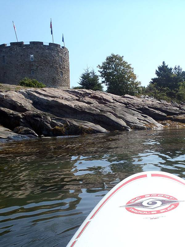 Stand Up Paddle Board Rentals - Paddleboards | Maine Kayak