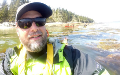 Maine Sea Kayaking Guide Course