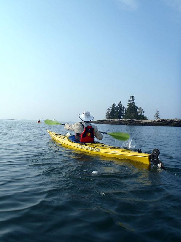 Maine Kayaking Midcoast