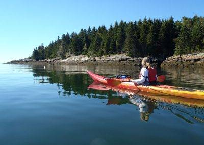 Maine Sea Kayaking Trips