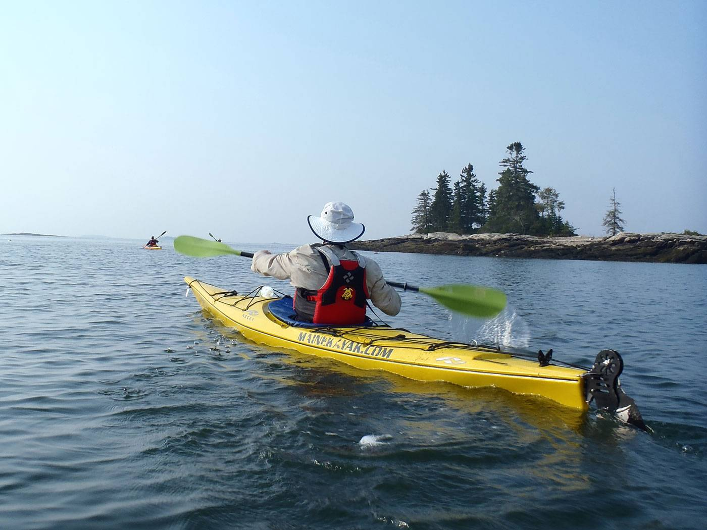Sea Kayaking 2 Day Inn to Inn Trips – $449