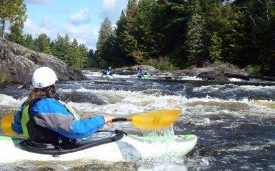 Maine Kayak Moose River Festival 2017