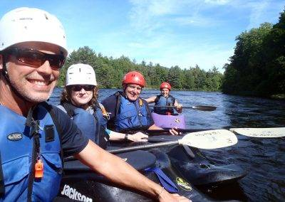 Maine Whitewater Kayaking Instruction