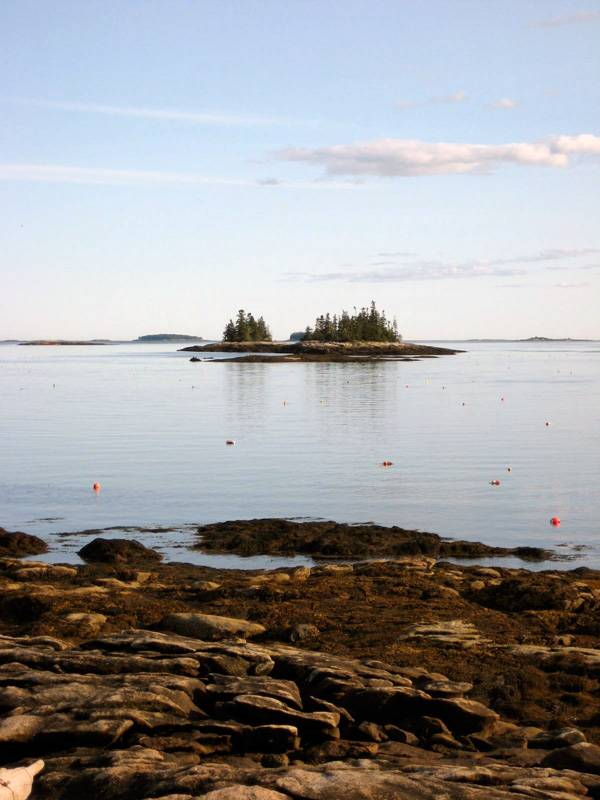 Maine Island Trail Kayaking