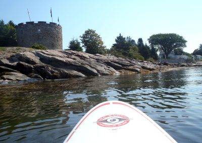 Paddleboard Renals Maine Colonial Fort William Henry