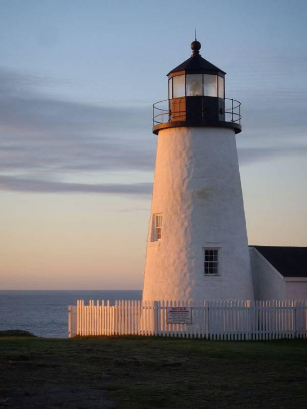 Pemaquid Lighthouse Kayaking