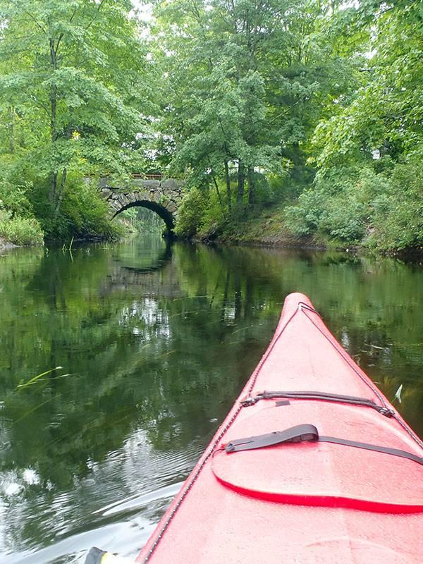 Lake Kayaking Biscay
