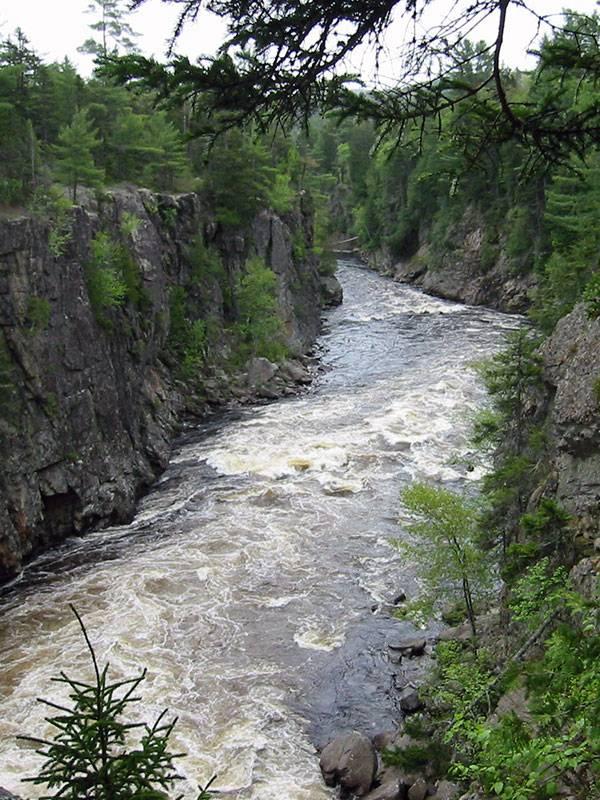 Penobscot River Whitewater Kayaking