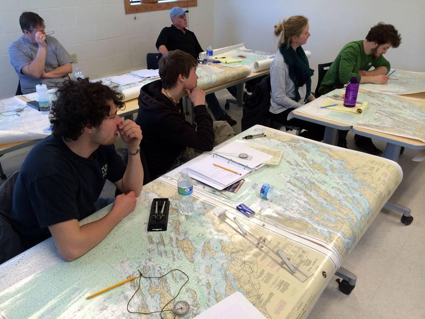 Sea Kayak Guide Course – $400