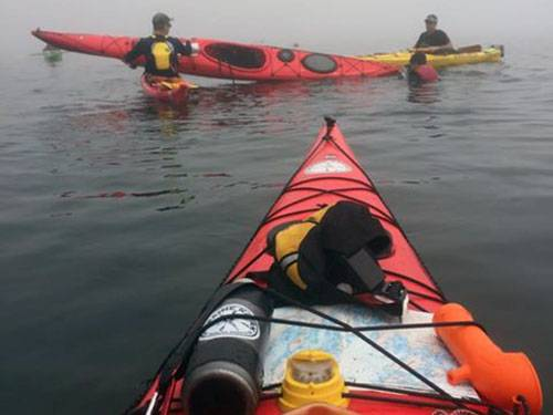 Sea Kayak Instruction Clinics
