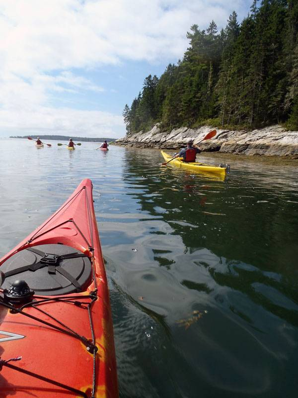 Island Sea Kayaking