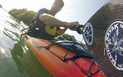 Kayaking Business is Born