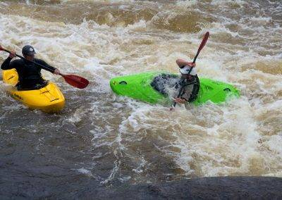 Whitewater Kayaking Maine